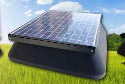 Greenvent Napelemes Ventilátor