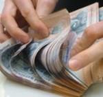 Bankjegy forint  Fotó: Marton Szilvia / Napi Gazdaság