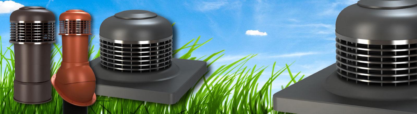Wirplast a csendes tetőventilátor