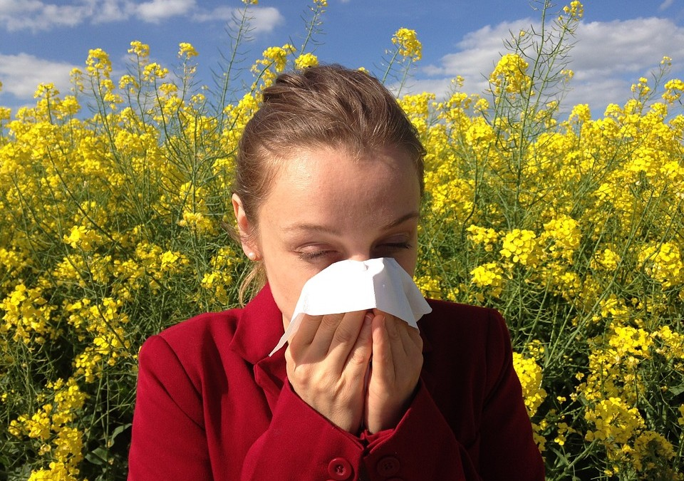 Beköszöntött a tavasz – jött vele az allergia
